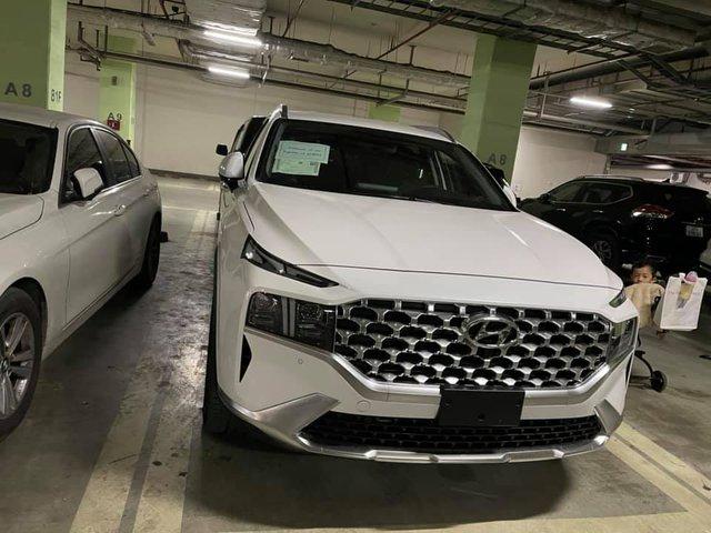 Hyundai Santa Fe 2021 thứ 2 về Việt Nam - Mẫu SUV bán chạy nhiều người mong chờ - Ảnh 3.