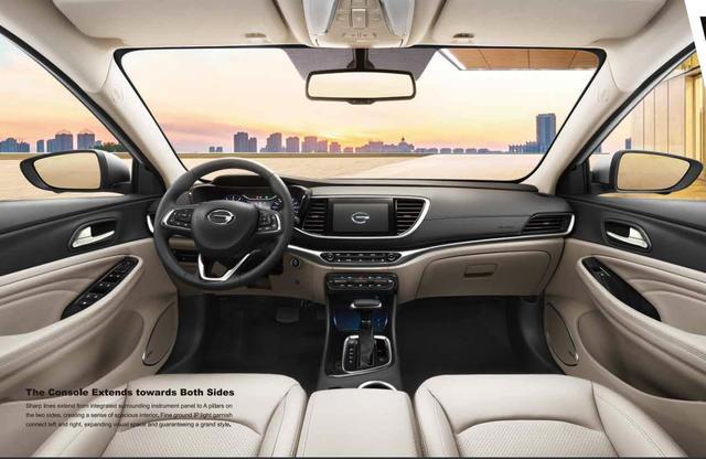 Loạt sản phẩm đáng chú ý của hãng xe Trung Quốc GAC nếu vào Việt Nam: Đủ xe cạnh tranh Toyota Vios, Kia Seltos, Mazda CX-5, Hyundai Santa Fe - Ảnh 2.