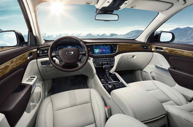 Loạt sản phẩm đáng chú ý của hãng xe Trung Quốc GAC nếu vào Việt Nam: Đủ xe cạnh tranh Toyota Vios, Kia Seltos, Mazda CX-5, Hyundai Santa Fe - Ảnh 8.