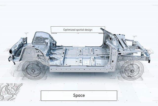 Sắp có thêm SUV đô thị cùng mẹ với Mercedes-Benz ra mắt vào 2022 - Ảnh 1.