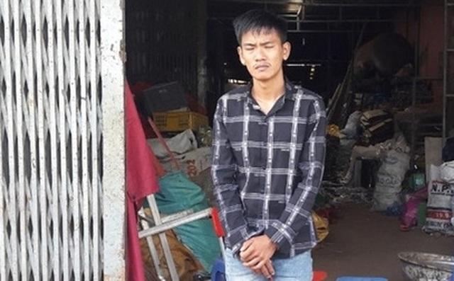 Thanh niên trộm 20 xe máy đem bán... phế liệu - Ảnh 1.