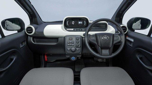Ra mắt Toyota C*Pod - Ô tô 2 chỗ cho mẹ chở con đi học hoặc đi chợ, giá quy đổi 370 triệu đồng - Ảnh 4.