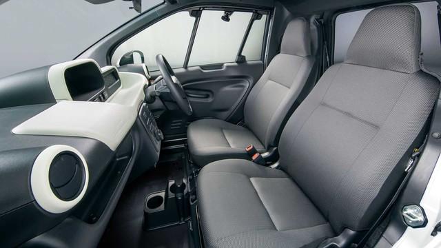 Ra mắt Toyota C*Pod - Ô tô 2 chỗ cho mẹ chở con đi học hoặc đi chợ, giá quy đổi 370 triệu đồng - Ảnh 6.