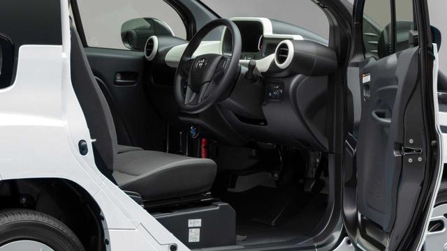 Ra mắt Toyota C*Pod - Ô tô 2 chỗ cho mẹ chở con đi học hoặc đi chợ, giá quy đổi 370 triệu đồng - Ảnh 5.