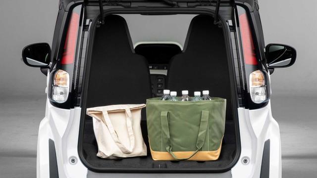 Ra mắt Toyota C*Pod - Ô tô 2 chỗ cho mẹ chở con đi học hoặc đi chợ, giá quy đổi 370 triệu đồng - Ảnh 7.