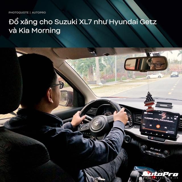 Giám đốc tài chính dùng Suzuki XL7 sau 4 tháng: Đủ dùng trong tầm giá - Ảnh 4.