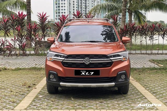Giám đốc tài chính dùng Suzuki XL7 sau 4 tháng: Đủ dùng trong tầm giá - Ảnh 1.