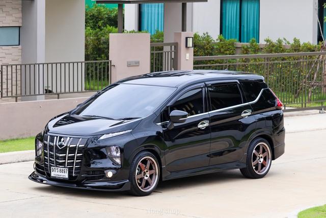 Mê chuyên cơ mặt đất, nhiều chủ xe Mitsubishi Xpander độ lại theo phong cách Toyota Alphard, chi phí tương đương hơn 16 triệu đồng - Ảnh 5.