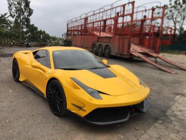 Ferrari 458 Italia độ Misha Design độc nhất Việt Nam của doanh nhân Hải phòng Nam tiến làm dấy nghi vấn đổi chủ mới - Ảnh 1.