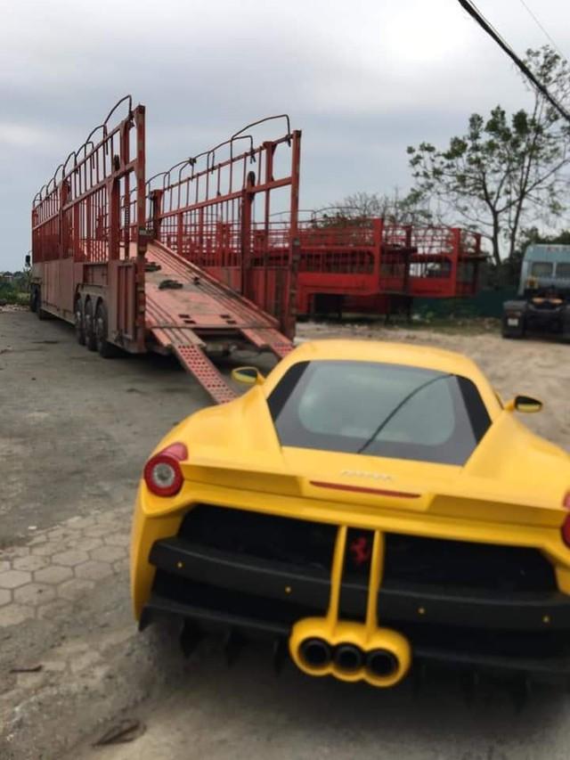 Ferrari 458 Italia độ Misha Design độc nhất Việt Nam của doanh nhân Hải phòng Nam tiến làm dấy nghi vấn đổi chủ mới - Ảnh 2.