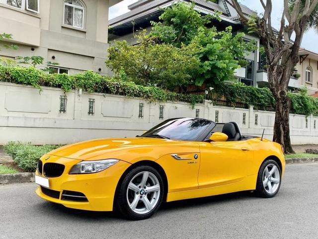 Xe mới liên tục về nước, BMW Z4 cũ hạ giá chỉ hơn 1,5 tỷ đồng - Ảnh 1.