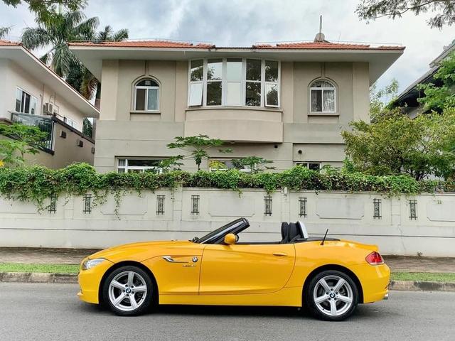 Xe mới liên tục về nước, BMW Z4 cũ hạ giá chỉ hơn 1,5 tỷ đồng - Ảnh 2.