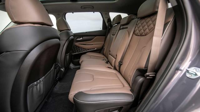 Hyundai Santa Fe 2021 tăng nhẹ giá bán, cao nhất lên tới gần 1 tỷ 200 triệu đồng khi quy đổi ra tiền Việt - Ảnh 6.