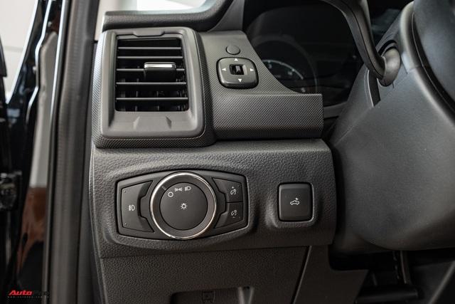 Chi tiết Ford Ranger XLS MT 2021 giá 630 triệu đồng vừa về đại lý: Bán tải thực dụng cho người eo hẹp tài chính - Ảnh 12.