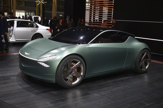 Hyundai tính làm SUV với loạt công nghệ khủng, dằn mặt từ Mercedes, BMW tới Audi - Ảnh 1.