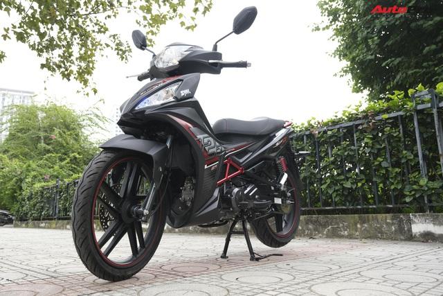 Đánh giá SYM Star SR 125 EFI - Xe côn tay rẻ nhất Việt Nam và những điều cần biết cho người nhập môn - Ảnh 1.