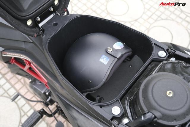 Đánh giá SYM Star SR 125 EFI - Xe côn tay rẻ nhất Việt Nam và những điều cần biết cho người nhập môn - Ảnh 9.