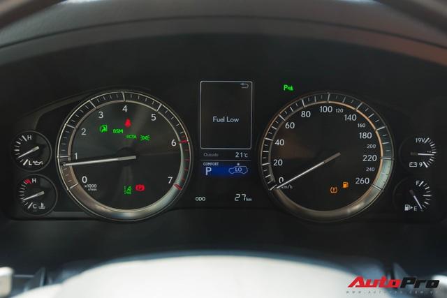 Cận cảnh Lexus LX 570 Super Sport 2021 trị giá trên 9 tỷ đồng dành cho những đại gia thích ăn chắc mặc bền - Ảnh 5.