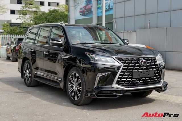 Loạt SUV bạc tỷ về Việt Nam 2020: Nhiều mẫu mới lạ, khẳng định độ chịu chơi của đại gia Việt - Ảnh 6.