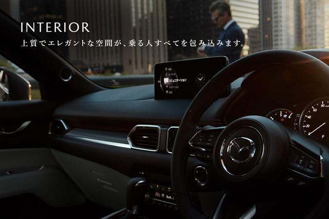Ra mắt Mazda CX-8 2021: Giá quy đổi từ 1,05 tỷ đồng, phả hơi nóng lên Hyundai Santa Fe - Ảnh 4.