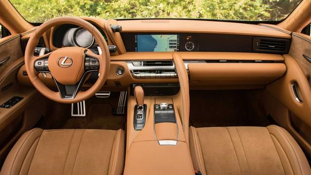 Lexus LC 500 chính hãng rục rịch về Việt Nam: Xe chơi gần chục tỷ, đối trọng của BMW 8-Series do THACO phân phối - Ảnh 3.