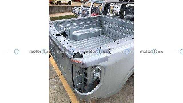 Lộ diện chi tiết hot của Ford Maverick - Đàn em Ranger đúng chất bán tải mini - Ảnh 2.