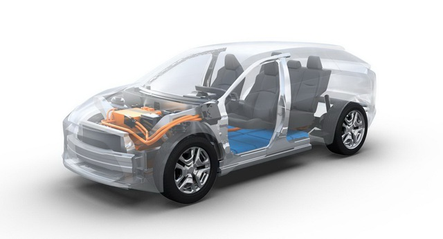 Toyota hé lộ SUV hoàn toàn mới, cỡ ngang RAV4 nhưng rộng rãi hơn nhiều - Ảnh 2.