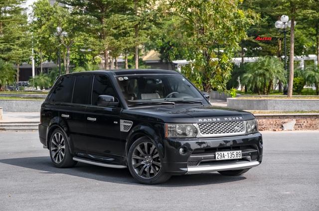 Bán Range Rover Sport Autobiography rẻ ngang Toyota Fortuner, chủ xe tâm sự: Nếu biển xe có số 7, tôi bán đắt gấp đôi - Ảnh 8.