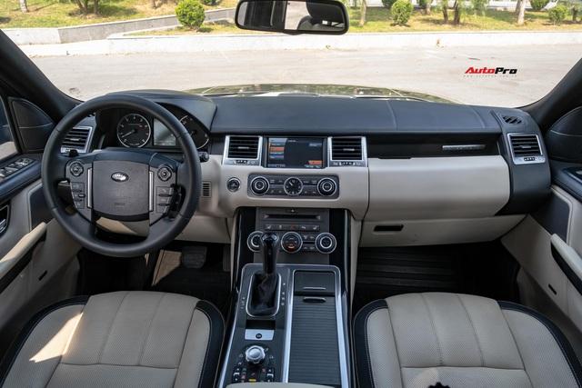 Bán Range Rover Sport Autobiography rẻ ngang Toyota Fortuner, chủ xe tâm sự: Nếu biển xe có số 7, tôi bán đắt gấp đôi - Ảnh 4.