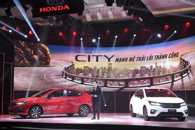 Ra mắt Honda City 2020 tại Việt Nam: Giá cao nhất 599 triệu, thay đổi toàn diện để bám đuổi Toyota Vios và Hyundai Accent - Ảnh 1.