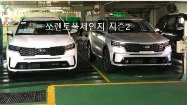 Kia Sorento 2020 tiếp tục lộ diện trước ngày ra mắt chính thức - mẫu SUV đáng để người Việt mong chờ