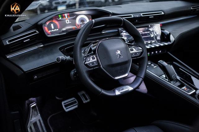 Peugeot 508 thế hệ mới về Việt Nam giữa năm nay: Nhiều đổi mới, giá dự kiến 1,3 tỷ đồng, đấu Toyota Camry và Honda Accord - Ảnh 2.
