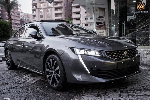 Peugeot 508 thế hệ mới về Việt Nam giữa năm nay: Nhiều đổi mới, giá dự kiến 1,3 tỷ đồng, đấu Toyota Camry và Honda Accord - Ảnh 1.