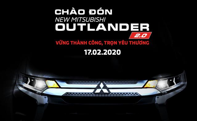 Mitsubishi Outlander 2020 chốt ngày ra mắt Việt Nam, dùng quà 55 triệu đồng vợt khách của Honda CR-V - Ảnh 1.