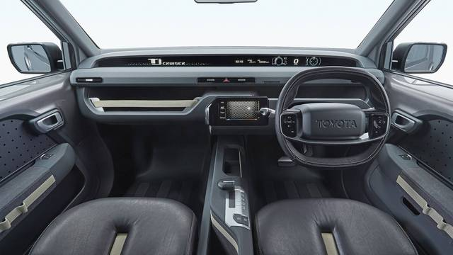 Toyota TJ Cruiser - SUV 7 chỗ siêu rộng từng về Việt Nam chuẩn bị có bản thương mại ra mắt ngay giữa năm nay - Ảnh 4.