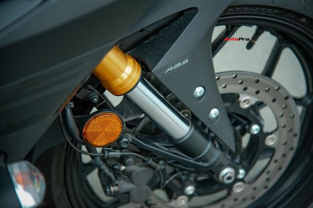 Yamaha YZF-R3 2020 giá 129 triệu đồng đầu tiên về Việt Nam: Sport-bike thuần chủng cho tài non - Ảnh 5.