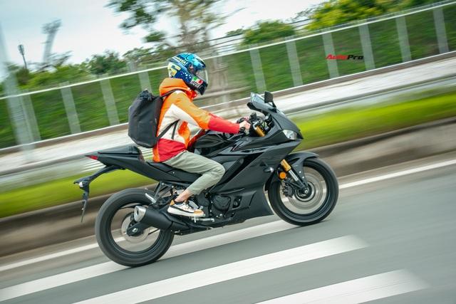 Yamaha YZF-R3 2020 giá 129 triệu đồng đầu tiên về Việt Nam: Sport-bike thuần chủng cho tài non - Ảnh 7.
