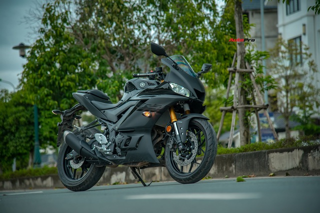 Yamaha YZF-R3 2020 giá 129 triệu đồng đầu tiên về Việt Nam: Sport-bike thuần chủng cho tài non - Ảnh 2.
