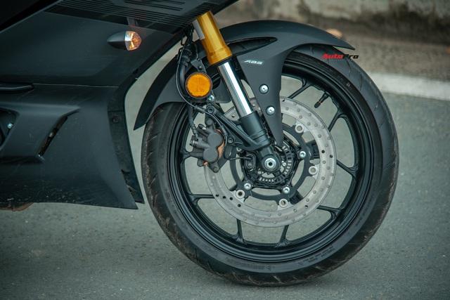 Yamaha YZF-R3 2020 giá 129 triệu đồng đầu tiên về Việt Nam: Sport-bike thuần chủng cho tài non - Ảnh 6.