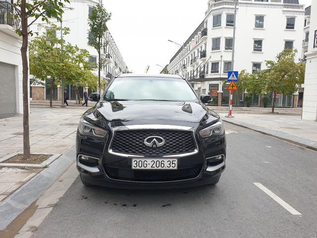 Bán Infiniti QX60 lỗ 1 tỷ sau 3 năm, chủ xe quảng cáo: Chạy sướng hơn Lexus RX350, xăng 12L/100km - Ảnh 1.