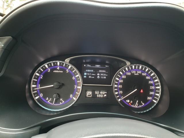 Bán Infiniti QX60 lỗ 1 tỷ sau 3 năm, chủ xe quảng cáo: Chạy sướng hơn Lexus RX350, xăng 12L/100km - Ảnh 3.