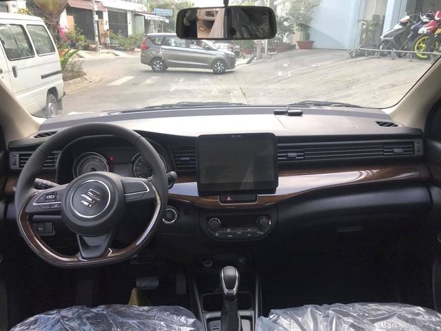 Suzuki Ertiga 2020 đã về đại lý: Giá từ 499 triệu đồng, thêm trang bị nhằm đối đầu Xpander - Ảnh 3.