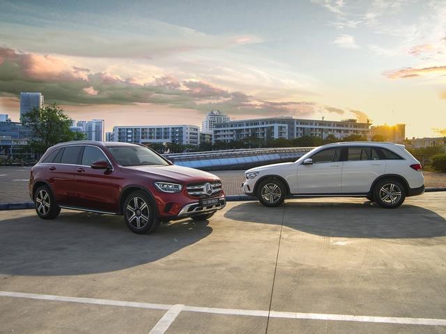 Ra mắt Mercedes-Benz GLC 2020 tại Việt Nam: Giá từ 1,75 tỷ, thấp hơn BMW X3 gần 800 triệu đồng - Ảnh 1.