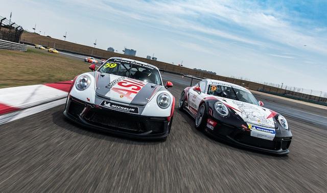 Hà Nội có thêm giải đua mới với nhiều siêu xe Porsche - Ảnh 2.