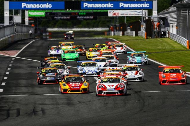 Hà Nội có thêm giải đua mới với nhiều siêu xe Porsche - Ảnh 1.