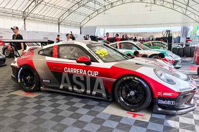 Hà Nội có thêm giải đua mới với nhiều siêu xe Porsche - Ảnh 3.