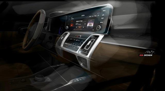 Kia Sorento 2020 lộ nội thất như xe sang nhưng cư dân mạng lại tìm ra được thông tin đáng giá hơn nhiều - Ảnh 2.