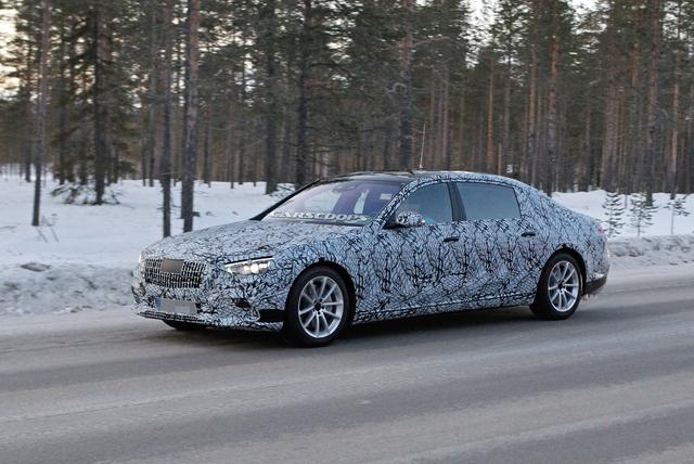 Mercedes-Benz S-Class 2020 sẽ sớm ra mắt với nội thất nâng tầm tiêu chuẩn công nghệ toàn thị trường - Ảnh 3.