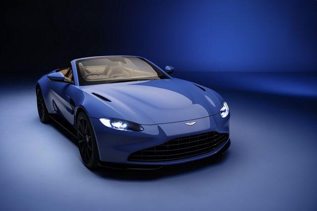 Aston Martin nâng cấp Vantage Roadster, nhận được vô số khen ngợi chỉ nhờ 1 thay đổi duy nhất nhưng lại nhanh nhất thế giới - Ảnh 5.