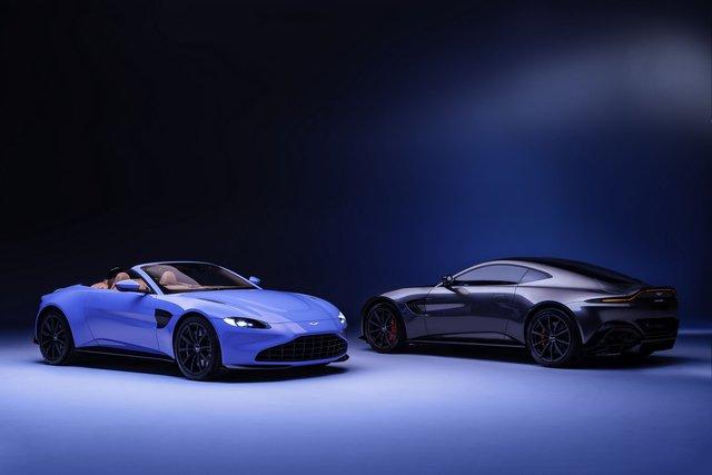 Aston Martin nâng cấp Vantage Roadster, nhận được vô số khen ngợi chỉ nhờ 1 thay đổi duy nhất nhưng lại nhanh nhất thế giới - Ảnh 2.